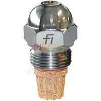 Gicleur FLUIDICS TYPE H ou HF 0,40 G 60° : Cône creux, il permet une atomisation  très fine. Il a été crée pour produire une Combustion   efficace, propre et silensieuse. - Référence :