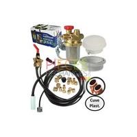 Le ColiFioul contient tous les composants pour réaliser la liaison entre le brûleur et le réserVoir (polyéthylène, Plastique)  - Référence :
