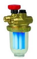 """Filtre Eurojauge AR 500 3/8"""" FF tamis inox 500l/h Corps laiton - REMPLACÉ PAR 20424 - Référence :"""