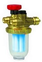 """Filtre Eurojauge R 511 3/8"""" FF recyclage tamis inox Corps laiton - REMPLACÉ PAR 20280 - Référence :"""