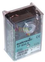 Boîte de contrôle Satronic - TF 834.3 - HONEYWELL SPC02234U - Particularité : Sécurité basse tension.  - Référence :