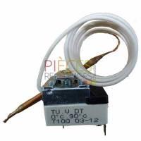T-stat 90°C cap1600 bulb6 TU-V-DT - Référence :