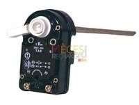 Thermostat à Canne TAS 300 réf 691526,691523. Modèle à plonge monophasé NF Diamètre 6mm x longueur  276mm Régulation bipolaire Réglage: 20/80°C Sécurité: 87°C 15A/220v - Référence :
