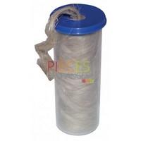 Dévidoir filasse (40 grammes), Très pratique La filasse doit être utilisée en complément de la pâte à Joint - Référence :