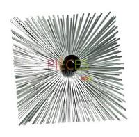 Herisson Acier carré 250x250mm 12x175 F avec boule - Référence :