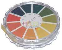 Mesure de l'acidité du ph de l'eau, Rouleau papier indicateur  pH de 1 à 11. - Référence :