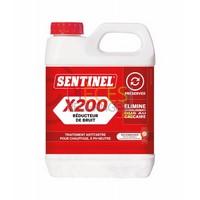 Sentinel X200: Traitement permanent et unique d'élimination  du tartre et des bruits de chaudières liés à ce phénomène (Détartrant). Base non acide assurant une compatibilité avec tous les matériaux. (existe en bidonde 20L) - Référence :