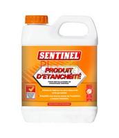 Sentinel Produit d'étanchéité: Très efficace Contre les suintements, goutte à goutte et les micro-fuites ne nécessitant pas une Réparation  immédiate.Bidon de 1L - Référence :