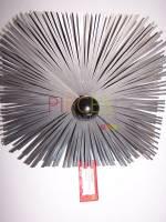 Herisson Acier 300x300mm 12x175F avec boule - Référence :