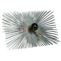 Herisson Acier 400x200mm 12x175F avec boule - Référence :