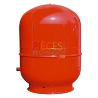 Vase d'Expansion  Chauffage surSocle Zilmet - 80L. Raccordement M3/4
