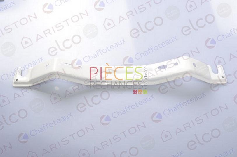 capot blanc ref 60002276 pour chauffe eau électrique alliance